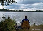 Rybářské závody na Rybníce Svět
